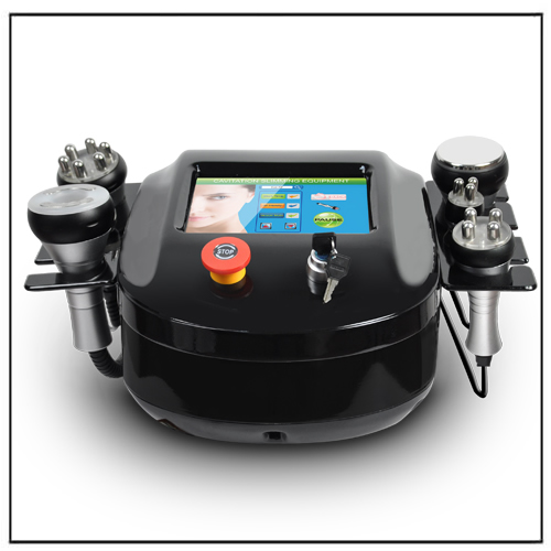 Ultrasonic RF Vacuum Cavitation Machine for Salon Use