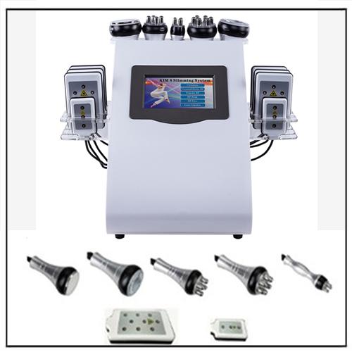Vacuum Cavitation RF Slim Liposonix Laser Beauty Device