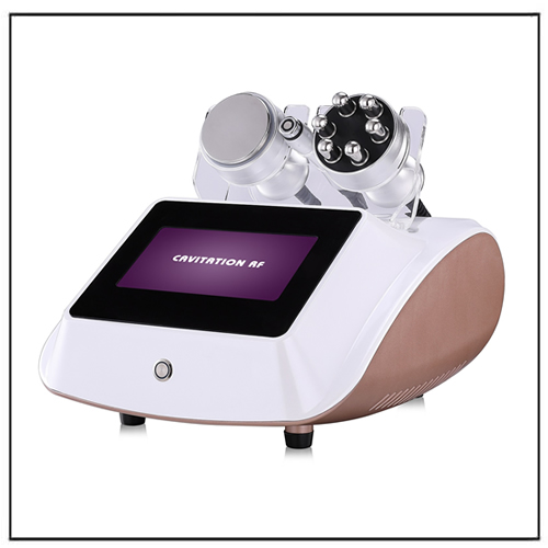 3 in 1 Vacuum Ultrasound Cavitation RF Machine for Beauty Salon