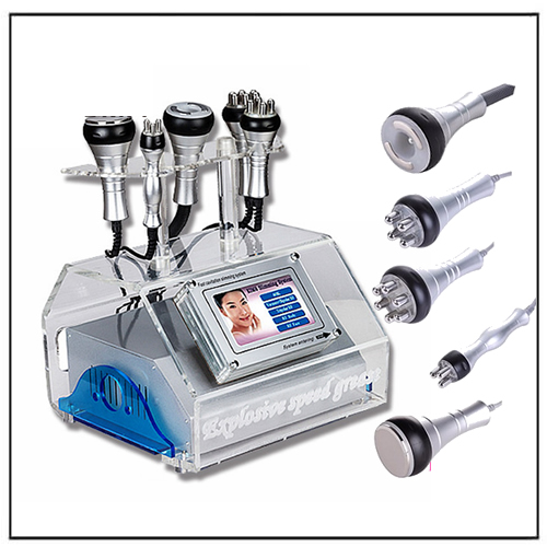 Portable Radio Frequency Cavitation Body Shaping Device