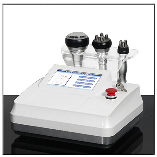 Portable Ultra Slim Lipo 40K Cavitation RF Fat Removal Machine