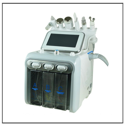 Aqua Skin Facial Clean Oxygen Therapy Beauty Machine