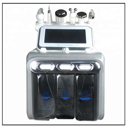 Facial Skin Care Hydro-dermabrasion Device