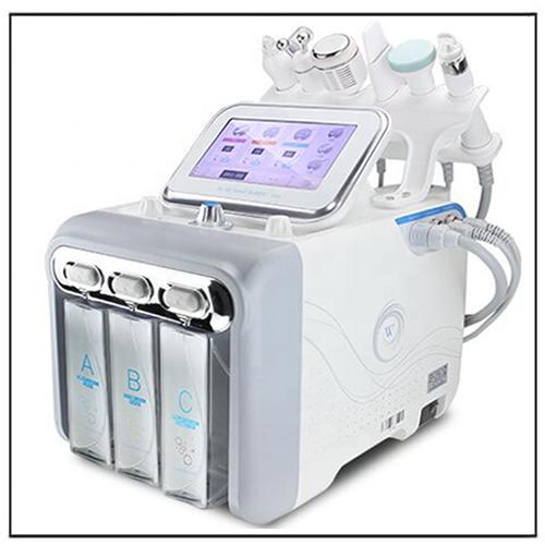Hydro Dermabrasion Aqua Facial Oxygen Jet Peeling Machine