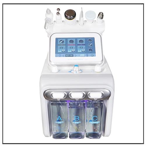 Hydro Dermabrasion Oxygen H2 O2 Small Bubble Machine