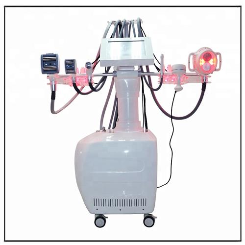 Velashape System Vacuum Cavitation RF Cryotherapy Freeze Fat