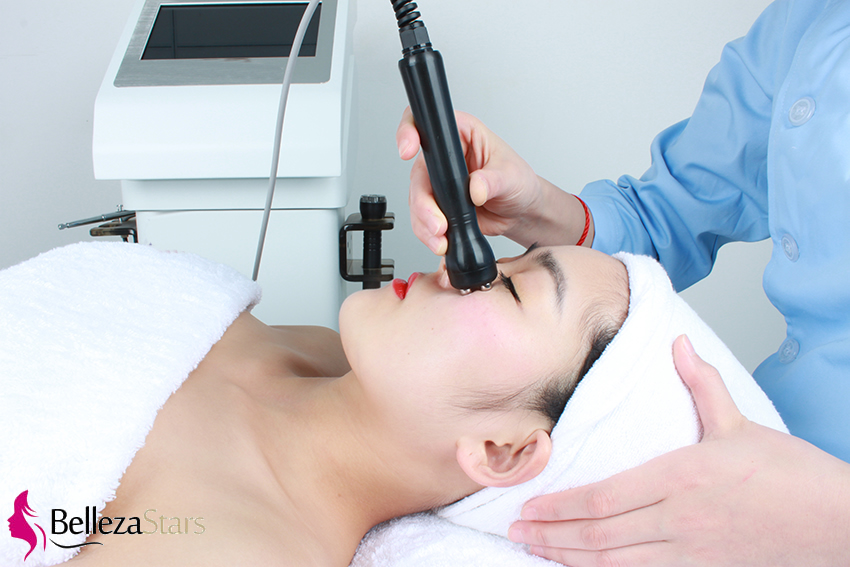 facial care projects of beauty salons
