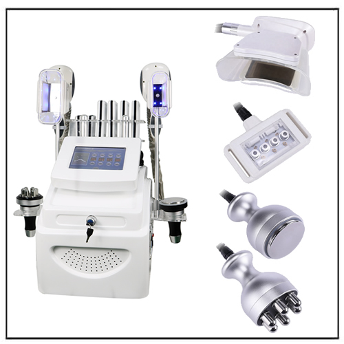 Cryo Lipo Laser Theory RF Cavitation Slimming Fat Reduction Cryolipolysis Machine