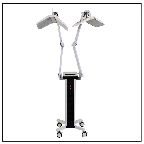 PDT Skin Care Equipment with Two LED Heads