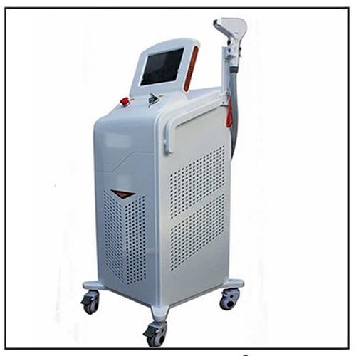 3 Waves Laser 755nm 808nm 1064nm Hair Reduction Machine