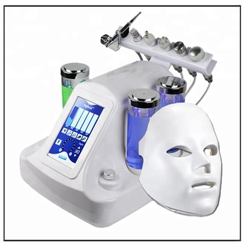 7 in 1 Hydro Dermabrasion Aqua Peel Water Microdermabrasion Oxygen Jet Facial Machine