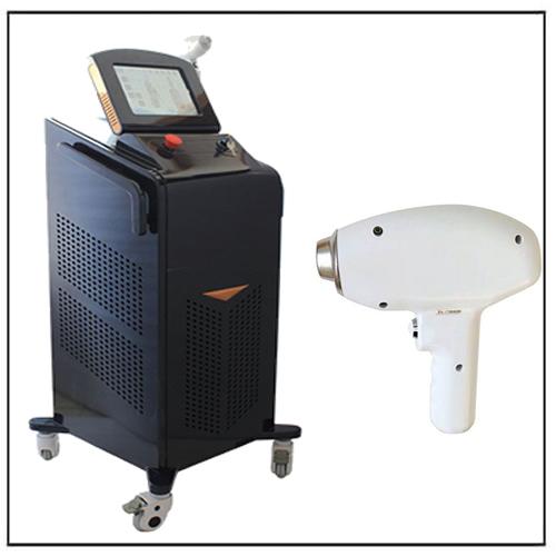 755nm 808nm 1064nm Soprano Ice Platinum Laser Machine
