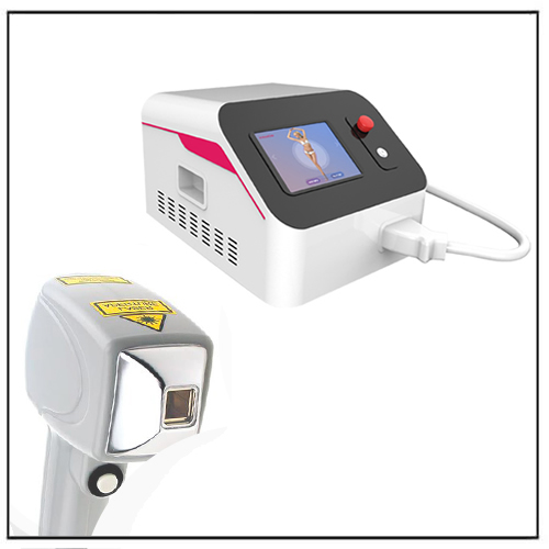 808 nm Diode Laser Painless Hair Removal Machine