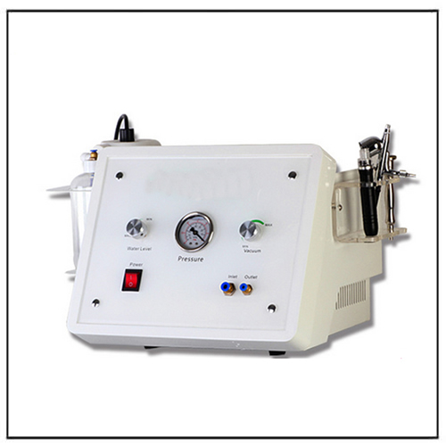 Beauty Microdermabrasion Hydra Diamond Peel Facial Machine with Oxygen Spray Gun