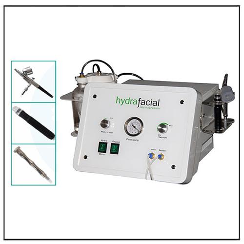 Diamond Microdermabrasion Oxygen Facial Machine