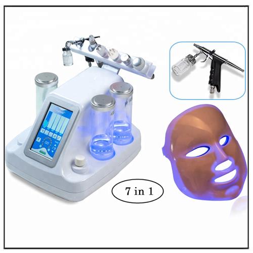 Multifunctional Aqua Facial Cleaning Water Peeling Dermabrasion Machine