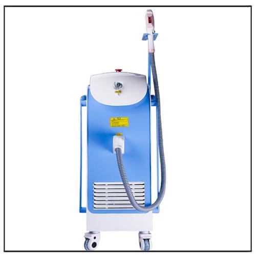 360 Magneto-Optical IPL SHR Beauty Equipment for Hair Depilation