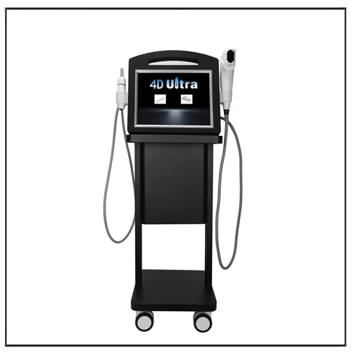 4D Focused Ultrasound Slimming Skin Tightening Beauty Device