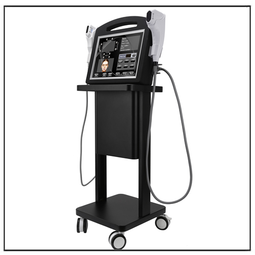 4D Ultra Facial and Body Lifting Hifu machine w 7 Cartridges For Beauty Salon Spa