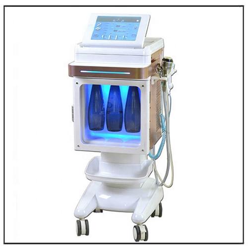 Facial Care Oxygen Jet Diamond Microdermabrasion Beauty Device