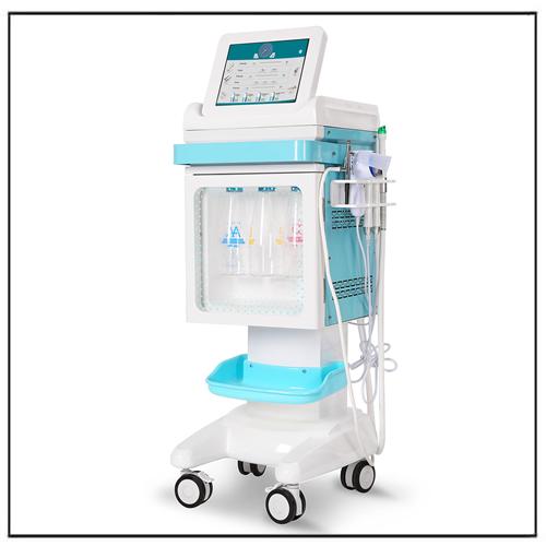 Hydra Dermabrasion Little Bubble Skin Care Jet Peel Oxygen Facial Machine