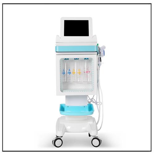 Mobile Oxygen Jet Peel Water Hydro Dermabrasion Facial Oxygen Machine