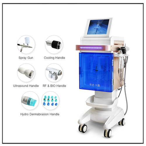 Multifunctional Hydro Dermabrasion Peeling Machine