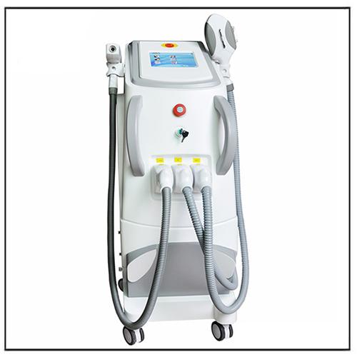 Opt Shr Ipl Rf Nd Yag Laser 4 in 1 Beauty Machine