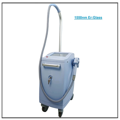 1550nm Er Laser Skin Rejuvenation Beauty Salon Equipment