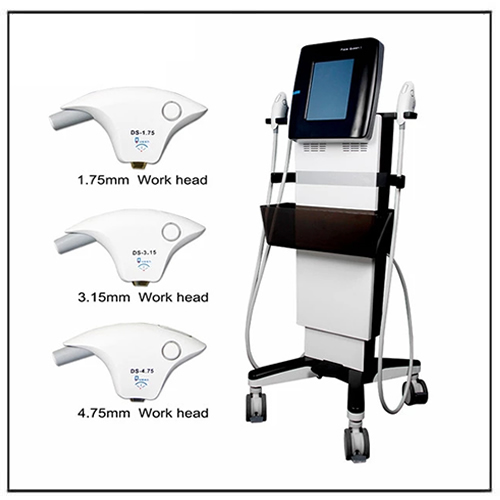 Beauty Wrinkle Removal Face Lifting Anti-Puffiness Machine