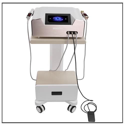 Two-in-One Plasma Jett Pen Beauty Machine