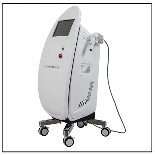 Free Stand Mobile RF Body Shaping Machine with Wheels