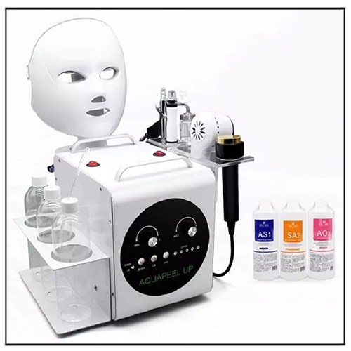 South Korea Peel Aqua Cleaning Small Bubbles Beauty Machine