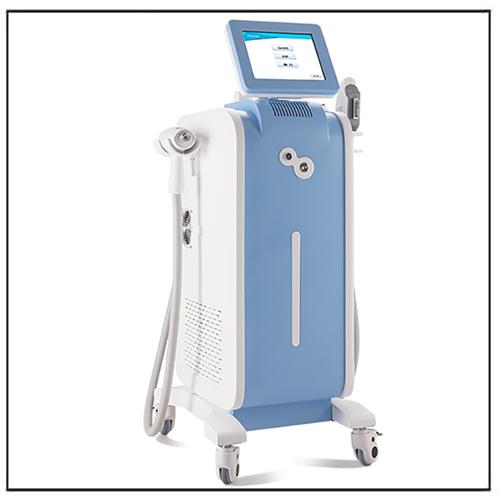 3 Handles Elight RF Yag Laser Multifunction Beauty Machine