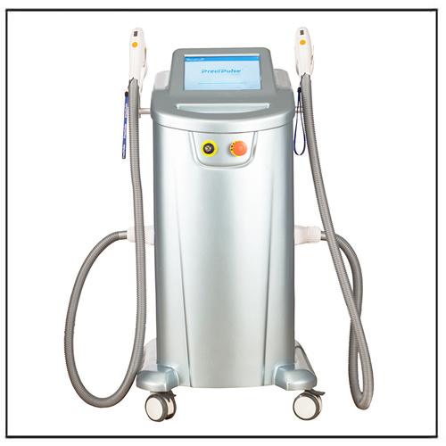 FDA Approved OPT Skin Rejuvenation Ipl Shr Salon Equipment