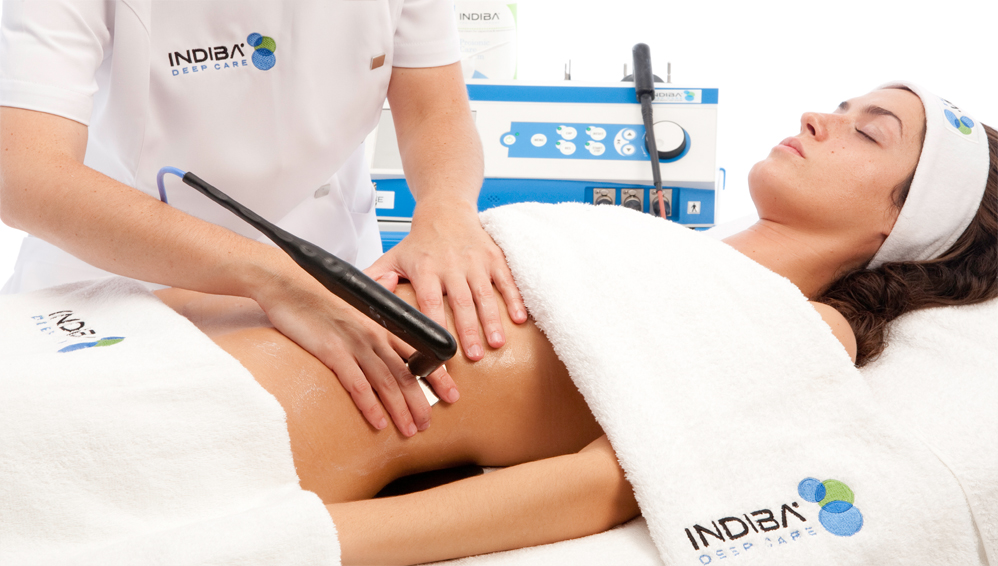 How INDIBA Deep Care works