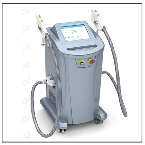 Non-invasive Pain Free IPL Depilator Instrument