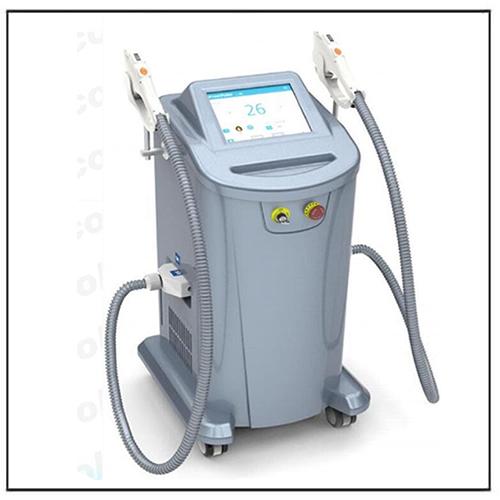 Non-invasive Pain Free IPL Depilator Instrument