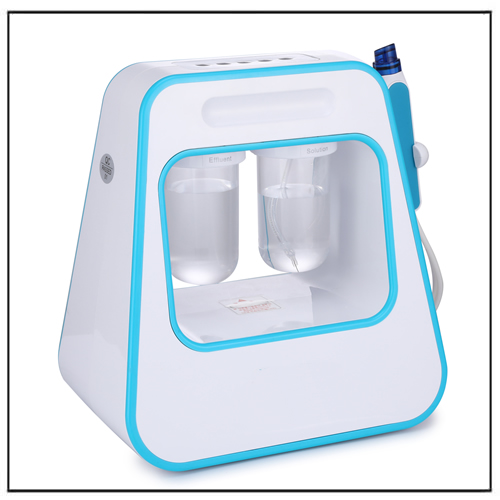 Home Use Jet Peel Water Oxygen Beauty Facial Device