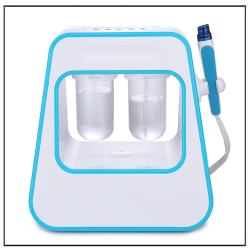 Portable Korea Mini Hydro Peel Facial Microdermabrasion Beauty Instrument