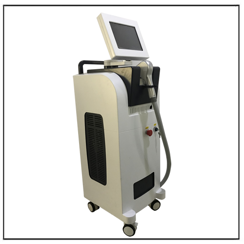 Triple Wavelength 755 808 1064 Painless Alexandrite Diode Laser Hair Removal Equipment