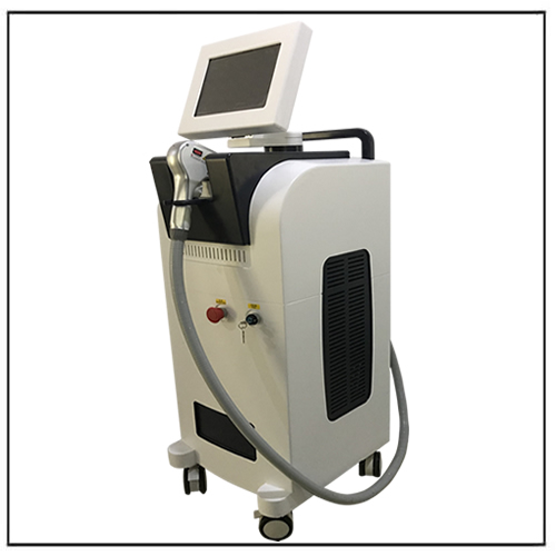 808nm 755nm 1064nm Diode Alexandrite Laser Hair Removal Machine