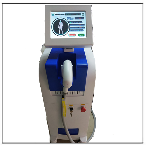 Triple Wavelength Diode Laser 755nm 808nm 1064nm Permanently Remove Hair Machine