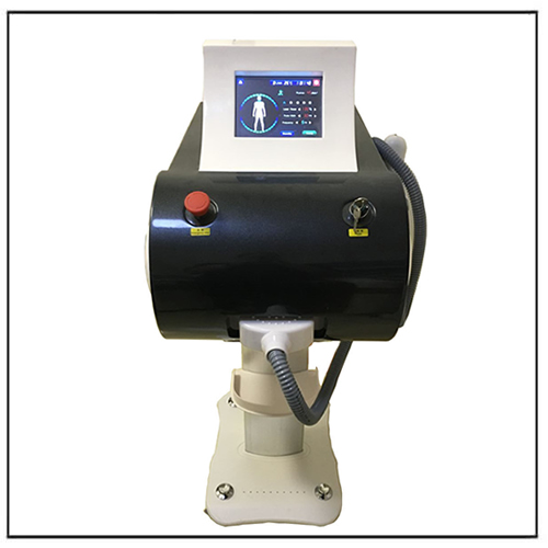 808nm Portable Diode Laser Permanent Hair Removal Machine with FAD Medical CE