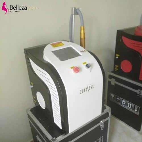 755nm 532nm 1064nm Wavelength Laser Cynosure Machine
