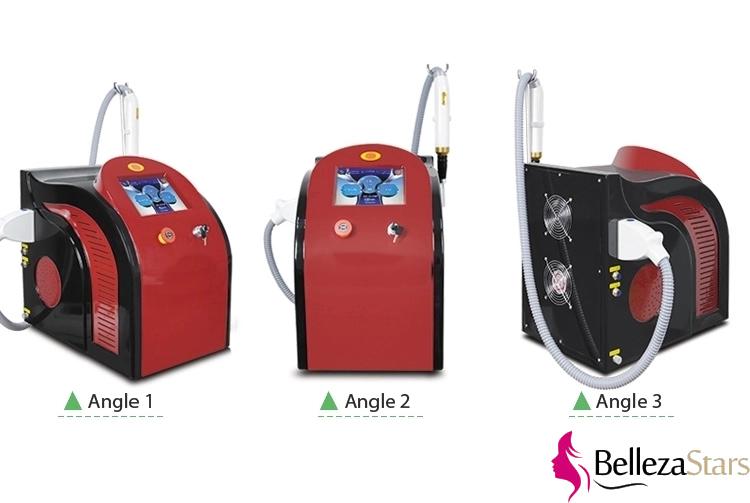 755nm Alexandrite Laser Picosure Beauty Device