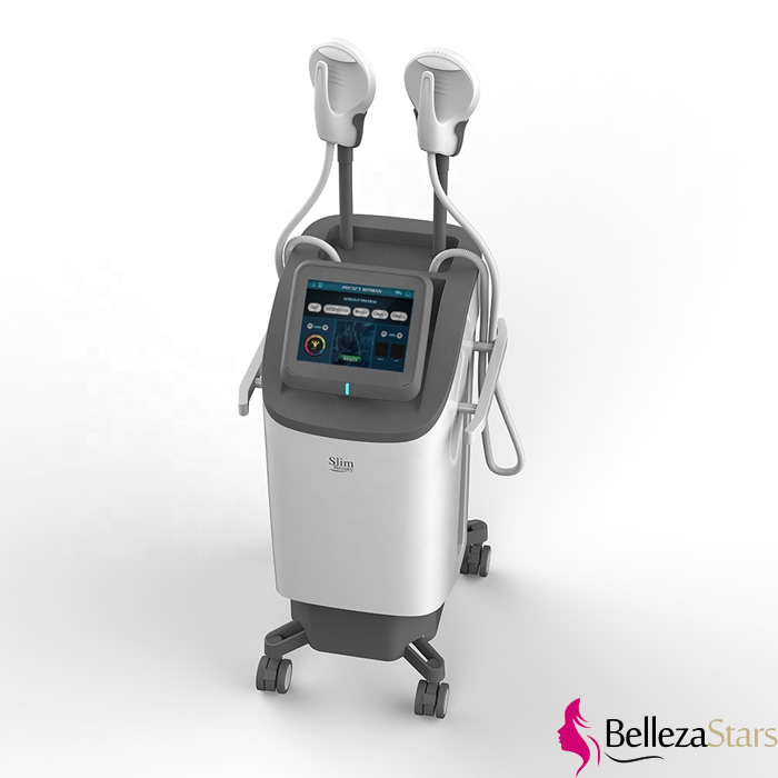 Aesthetic Emsculpt Treatment Electro Magnetic Body Sculpt Fat Burning Equipment