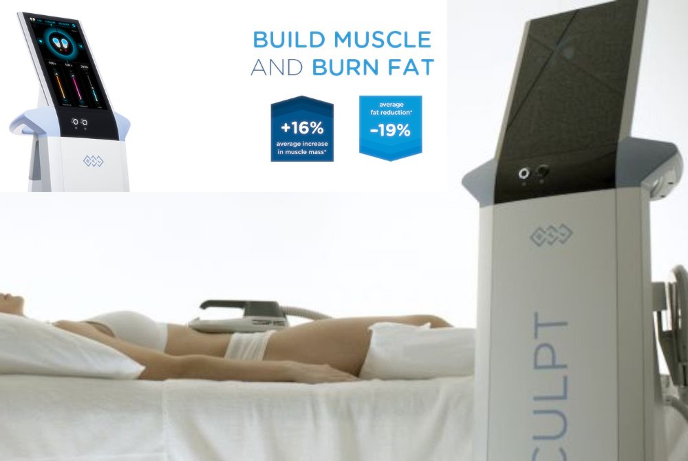 BTL EMsculpt Body Sculpting
