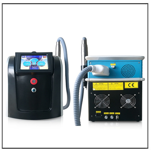 Tattoo Removal Picosecond Q switched Alexandrite Laser System