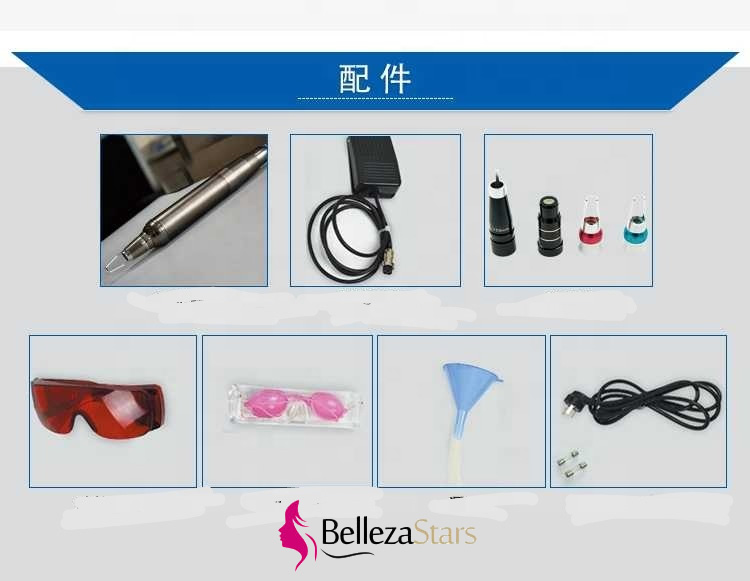 cundsure picosecond laser machine accessories